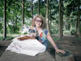 朝7時の森で朝食を!夏の猛暑にも負けないように!