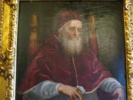 ローマ法王。ユリウス2世。ローマでのミケランジェロの理解者。大パトロン。