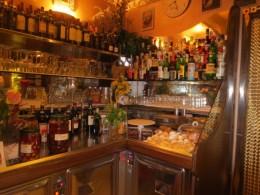 """""""DA CECCO""""というミラノのレストラン。ホテルの方のお勧めの場所を聞きました。"""