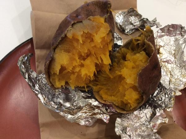 種子島安納芋。買ちゃいました。