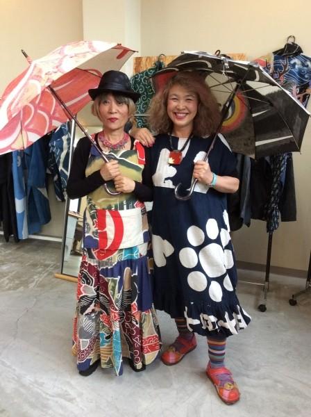 最後に残った鯉のぼりの日傘、完売しました。