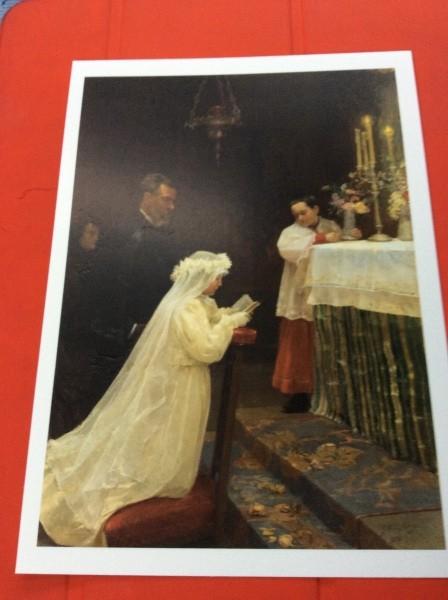 ピカソ15歳の時の油彩画。
