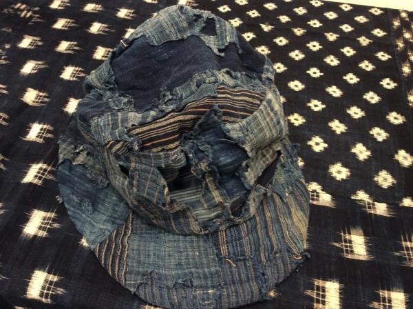 襤褸の帽子