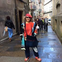 9月  スペイン個人旅行の旅。
