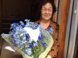 母90歳。現役の裏千家の茶道教師。