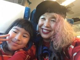 みちると女ふたり旅です。 新幹線で、名古屋まで。 名鉄に乗り換え、常滑迄。35分。