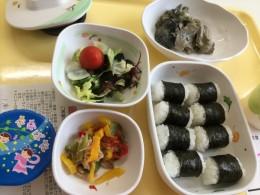 福井で美味しいもの食べまくったかr病院食でダイエットするか。