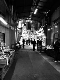 柳橋市場。レトロで大好き。
