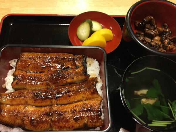 浜松の鰻やっと食べれました‼️ 私の最期の晩餐は? 鰻‼️
