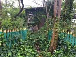 中央林間外人ハウス。 何年か前TBSの金妻の舞台に使われました。