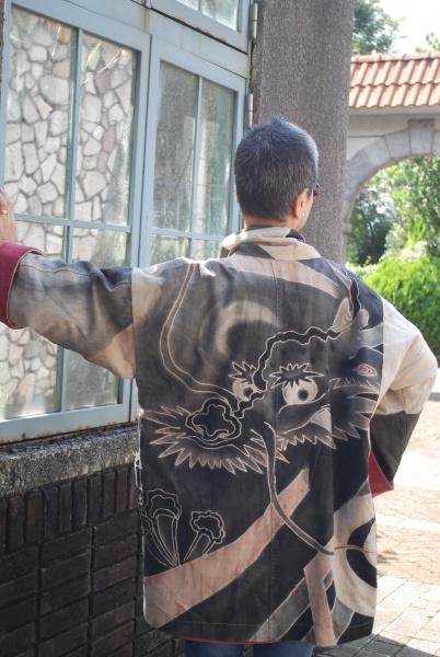 龍神雨乞い奉納旗より・後(12-91)sold out