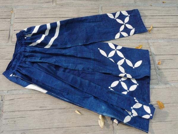 15-65 暖簾パンツ