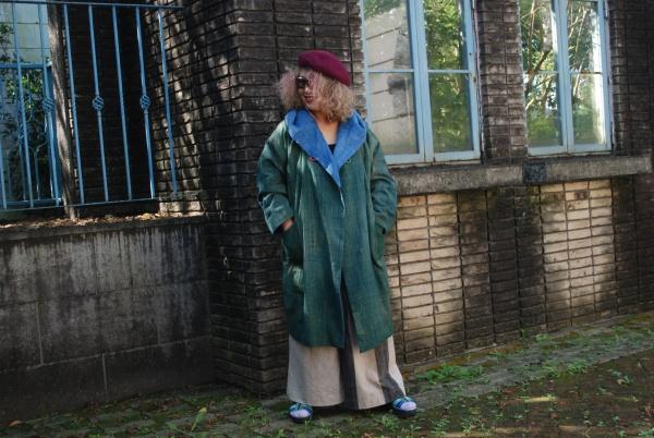 16-25緑藍と浅黄のフドコート