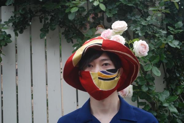 20-4 鯉のぼりマスク